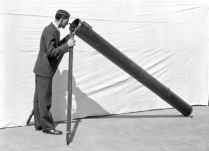 Reflecting Telescope Amasa Holcomb