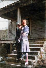 Alberta and Carl Douglas (Yank) Russell