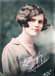 Edith Lucille (Marsh) Reinert
