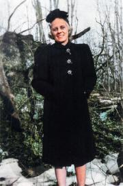 Edith Mae (Marsh) McCarthy