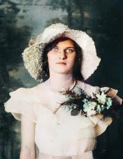 Mae Elizabeth (Marsh) Holcomb